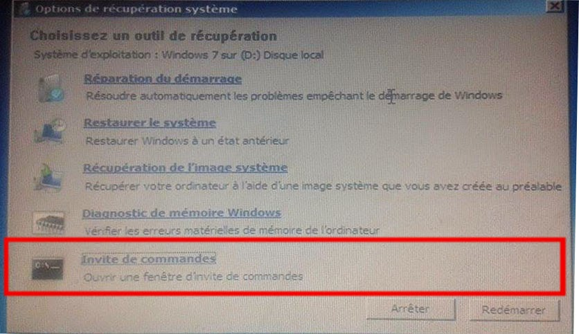 demarage-windows7