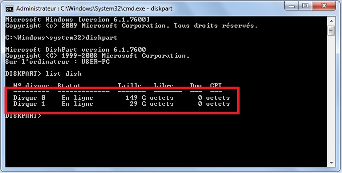 Tutoriel: comment formater un disque dur ou une clé usb sous.