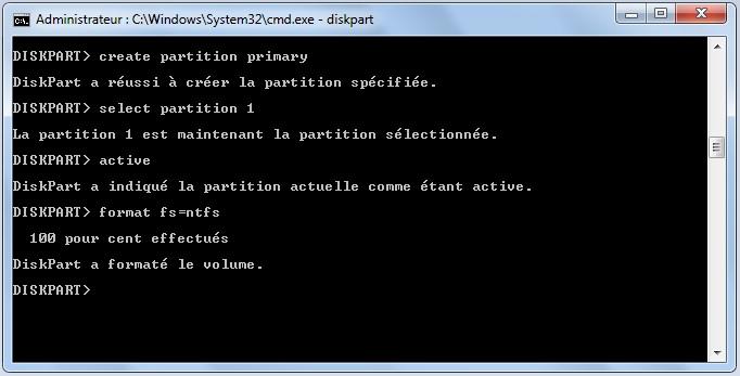 Forcer formatage disque dur comment cloner un disque dur ou un.